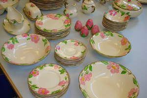 we pack and ship dishes